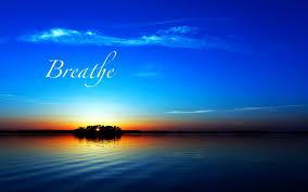 Breathe sunset