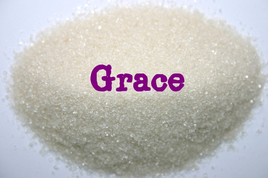 Receive Some Grace? Give Some Grace!!