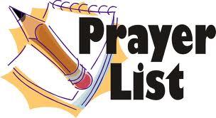 prayerlist