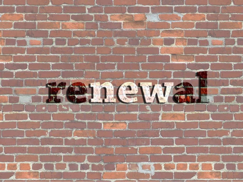 A Day ofRenewal